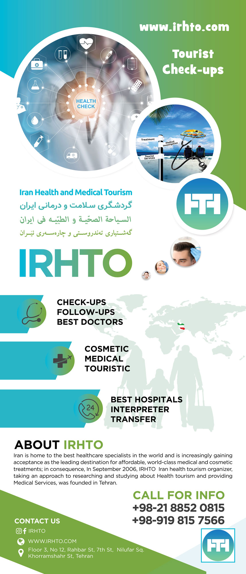 Iran Health And Medical Tourism